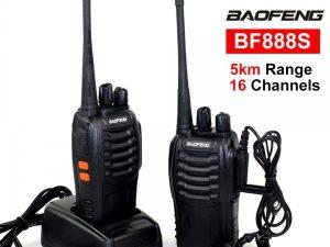 Statii portabile emisie receptie / walkie talkie Baofeng BF-888S NOI