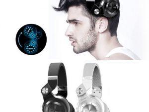 Casti Bluedio T2 Bluetooth 4.1, Wireless, microfon incorporat