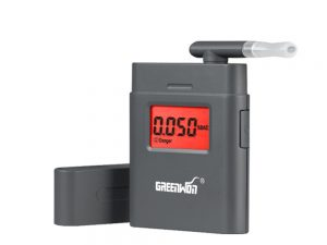 Alcool tester (Etilotest) profesional GreenWon AT-838, Advanced Sensor