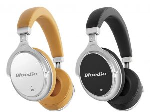 Casti Bluedio Faith 2 F2, Bluetooth 4.2, Wireless, Microfon, USB C, ANC (Active Noise Cancellation)